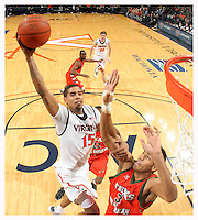 2010 Texas Pan Am vs UVa Mens Basketball