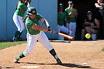 24 April 2016: Notre Dame's Caitlyn Brooks. The University of North Carolina Tar Heels hosted the University of Notre Dame Fighting Irish at Anderson Stadium in Chapel Hill, North Carolina in a 2016 NCAA Division I softball game. UNC won game 1 of the doubleheader 7-4.
