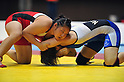 Sara Dojo, DECEMBER 21, 2011 - Wrestling : All Japan Wrestling Championship Women's Free Style -67kg Final at 2nd Yoyogi Gymnasium, Tokyo, Japan. (Photo by Jun Tsukida/AFLO SPORT) [0003]