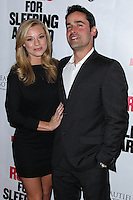 """HOLLYWOOD, LOS ANGELES, CA, USA - APRIL 01: Nikki Leigh, Jesse Bradford at the Los Angeles Premiere Of Screen Media Films' """"10 Rules For Sleeping Around"""" held at the Egyptian Theatre on April 1, 2014 in Hollywood, Los Angeles, California, United States. (Photo by Xavier Collin/Celebrity Monitor)"""