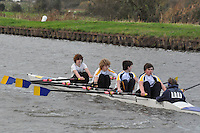 111 BRY Bryanston. Wycliffe Small Boats Head 2011. Saturday 3 December 2011. c. 2500m on the Gloucester Berkeley Canal