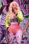 MIAMI, FL - JULY 24:  Nicki Minaj in concert at the James L. Knight Center on July 24, 2012 in Miami Florida. &copy;&nbsp;mpi04/MediaPunch Inc /NortePhoto.com<br />