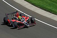 10-18 May 2008, Indianapolis, Indiana, USA. Bruno Junqueira's Honda/Dallara.©2008 F.Peirce Williams USA.