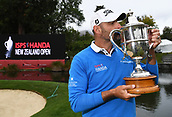 2017 ISPS New Zealand Open Golf Tournament Final Day Mar 12th