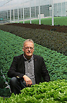 Foto: VidiPhoto<br /> <br /> GORINCHEM - Portret van Ted van Heijningen van Ted Innovatie-advies op de Tuinbouw Relatiedagen in Gorinchem.
