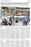 Le Monde, France - July 15, 2014