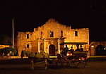 Carriage at the Alamo