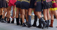 Group of Sexy Legs and Boots, Manila, Philippines