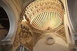 Synagogue - Santa Maria La Blanca, Toledo, Spain