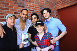 05-26-13 Keith Hamilton Cobb & cast star in A Midsummers Night's Dream - Geva Theatre, Rochester, NY