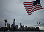 General view of One World Trade Center during the Mayans end of the World day in New York, United States. 21/12/2012. Photo by Eduardo Munoz Alvarez / ViEWpress