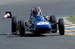 1963 Lotus 27 Formula Junior with broken suspension