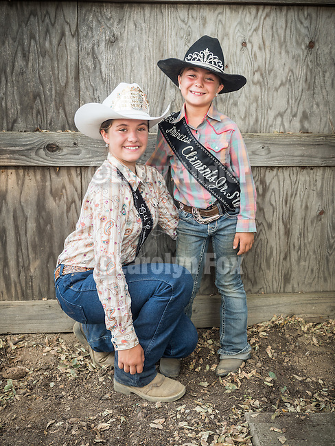 Opening day 78th Amador County Fair, Plymouth, Calif.<br />