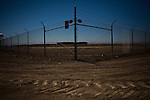 Federal Correctional Institution (FCI), Mendota just outside Mendota, Calif., September 10, 2012.
