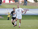 5 November 2006: Duke's Michael Videira. Duke defeated Wake Forest 1-0 in overtime at the Maryland Soccerplex in Germantown, Maryland in the Atlantic Coast Conference college soccer tournament final.