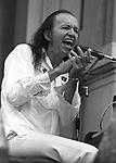 Bob Dorough, 9/28/77, Bread & Roses Festival, Greek Theater, Berkeley