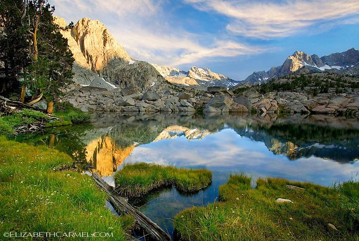 Pee Wee Lake, High Sierra