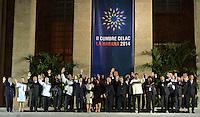 II Cumbre de La CELAC en La Habana,Cuba 29-01-2014