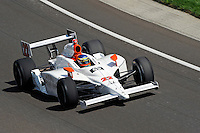 10-18 May 2008, Indianapolis, Indiana, USA. Davey Hamilton's Honda/Dallara.©2008 F.Peirce Williams USA.