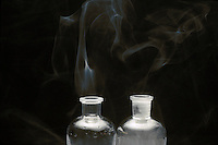 AMMONIUM CHLORIDE FOG FORMATION<br />