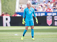 Houston, TX - April 9, 2017: The USWNT defeated Russia 5-1 at BBVA Compass stadium.Houston, TX - April 9, 2017: The USWNT defeated Russia 5-1 at BBVA Compass stadium.