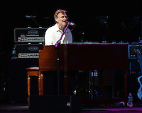 WEST PALM BEACH, FL - JUNE 29: Steve Winwood performs at The Perfect Vodka Amphitheater on June 29, 2016 in West Palm Beach, Florida. Credit: mpi04/MediaPunch