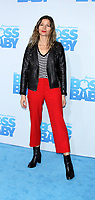 NEW YORK, NY March 20, 2017 Jill Hennessy attends DreamWorks presents premiere of The Boss Baby at AMC Loews Lincoln Square  in New York March 20, 2017. Credit:RW/MediaPunch
