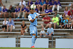 12 September 2014: North Carolina's Colton Storm. The University of North Carolina Tar Heels hosted the Pittsburgh University Panthers at Fetzer Field in Chapel Hill, NC in a 2014 NCAA Division I Men's Soccer match. North Carolina won the game 3-0.