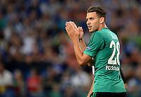 FUSSBALL   CHAMPIONS LEAGUE   SAISON 2013/2014   PLAY-OFF FC Schalke 04 - Paok Saloniki        21.08.2013 Adam Szalai (FC Schalke 04)