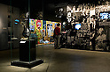 SAITAMA - DEC. 5: A room at the John Lennon Museum, Tokyo, which details the middle section of Lennon's career with the Beatles. (Photo by Alfie Goodrich/Nippon News)