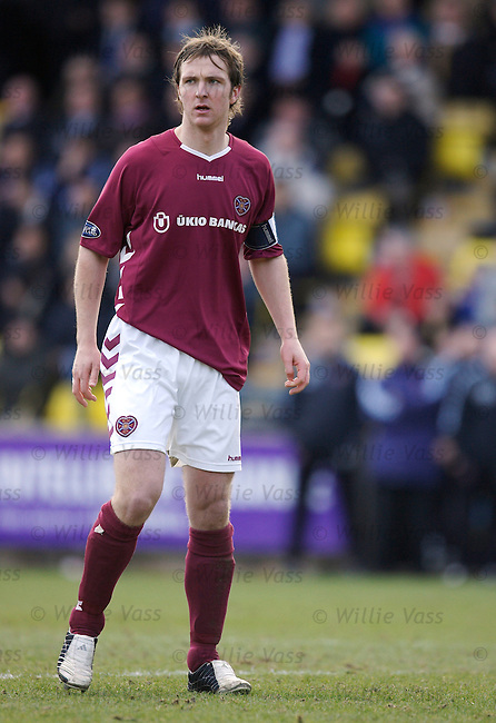 Andy Webster, Hearts.stock season 2005-2006.pic willie vass