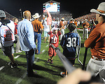 Ole Miss fans cheer after a touchdown vs. Texas at Vaught-Hemingway Stadium in Oxford, Miss. on Saturday, September 15, 2012. Texas won 66-21. Ole Miss falls to 2-1.
