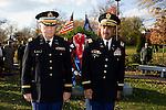 Lt. Colonel John Pterekin and Col. Allen Nadler