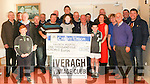 "Iveragh Vintage Club presented a cheque for €1,500 to Valentia Hospital on Sunday money raised from the Clubs Annual Vintage Day held in Waterville last July pictured here front l-r; Rian O'Shea, Con O'Shea, Catherine O'Connell, Myles O'Sullivan(Chairman IVC), Cillian Lynch, Margaret Daly(Matron Valentia Hospital), Doreen O'Leary, Denis Fenton(Sec. IVC), back l-r; Denis McCarthy, P.J.O'Sullivan, Joe Lynch, Michael Curran, Jackie O'Sullivan, Damian Duff(PRO IVC), Paudie O'Connell(Ass. Sec.), Seán ""Post"" O'Shea, Joe Dwyer, Paudie O'Shea, James Whyte(Partly Hidden), Maurice Fitzgerald(Treasurer IVC) & Cormac Lynch(Treasurer IVC)"