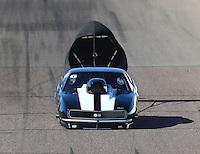 Feb 24, 2017; Chandler, AZ, USA; NHRA top sportsman driver Ed Olpin during qualifying for the Arizona Nationals at Wild Horse Pass Motorsports Park. Mandatory Credit: Mark J. Rebilas-USA TODAY Sports