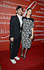 Marc Jacobs and Sofia Coppola attends the Fashion Group International's Night of Stars Gala on October 22, 2013 at Cipriani Wall Street in New York City.