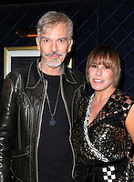 HOLLYWOOD, CA - FEBRUARY 19: ***EXCLUSIVE***  Billy Bob Thornton and Melissa Rivers  inside at 3rd Annual Hollywood Beauty Awards at Avalon Hollywood In California on February 19, 2017. Credit: Faye Sadou/MediaPunch