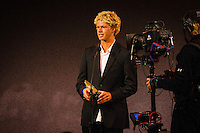 HONOLULU, Oahu, Turtle Bay Resort. Thursday 6th 2012. John John Florence (HAW)..Since moving the show to Oahu's North Shore three years ago, the 2012 SURFER Poll saw its largest turn out ever. From surfing's best to local legends, the packed house witnessed another historic night, as Kelly Slater (USA) and Stephanie Gilmore (AUS) won this year's Men's and Women's Polls. Gabriel Medina (BRA) won the Andy Irons Break Out Performer of the year award and finished #4 on the Surfer Poll while Dane Reynolds (USA) picked up two awards as well. Photo: joliphotos.com