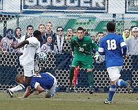 UConn Men's Soccer vs Creighton, December 2, 2012