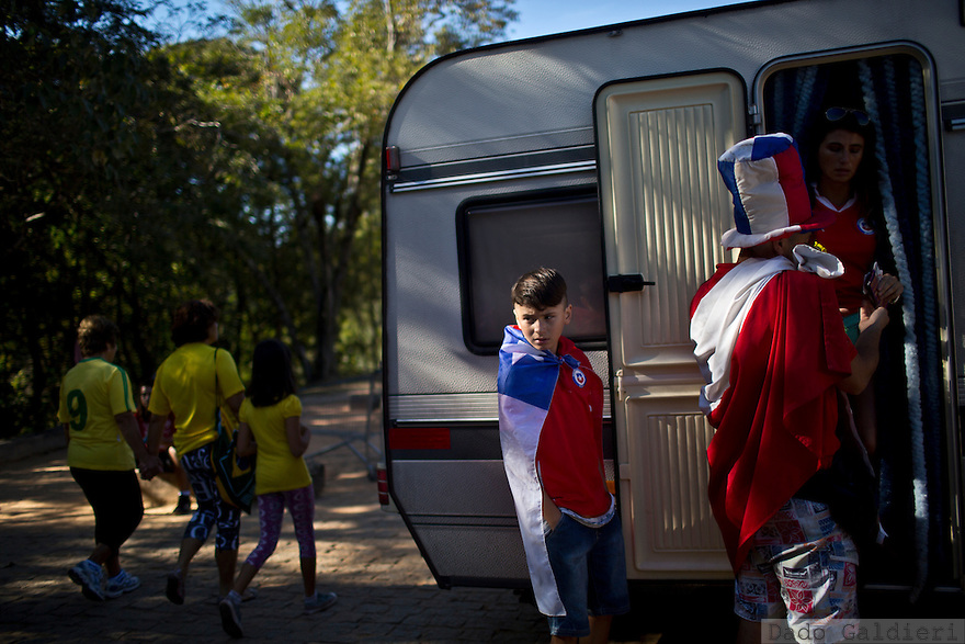 Chile motorhome fans for NYT now