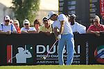 Dubai World Championship Golf 2010 Day 1