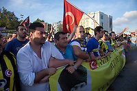 Istanbul - proteste in piazza Taksim