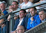 St Johnstone v Bradford City&hellip;19.07.16  McDiarmid Park, Perth. Pre-season Friendly<br />Tommy Wright sand Steven MacLean watch from the stands<br />Picture by Graeme Hart.<br />Copyright Perthshire Picture Agency<br />Tel: 01738 623350  Mobile: 07990 594431