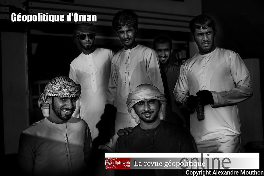Pétromonarchie providence - Sultanat d'Oman