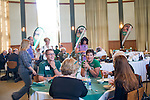 Promise Campaign Celebration Luncheon Walter Hall Rotunda