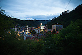 The town of Srebrenica.