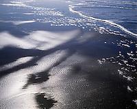 EBBING TIDE<br /> North Oregon Beach.
