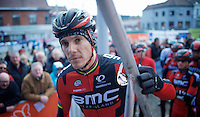 Philippe Gilbert (BEL/BMC) at the start<br /> <br /> GP Samyn 2016