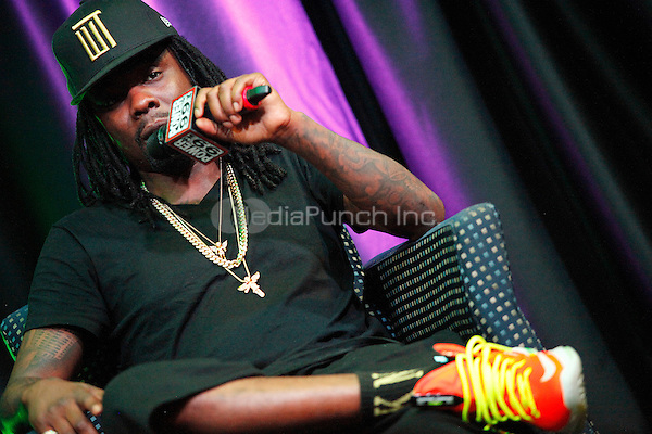 BALA CYNWYD, PA - JUNE 25 : Wale visits Power 99 Performance Theater in Bala Cynwyd, Pa on June 25, 2013  © Star Shooter / MediaPunch Inc