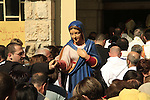Feast of Our Lady of Palestine at Deir Rafat Monastery